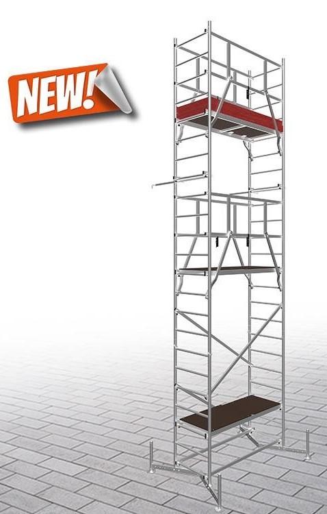 obrázek Lešení hliníkové ClimTec 7m KRAUSE