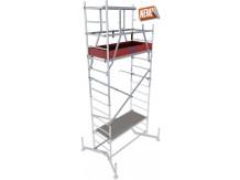 obrázek Lešení hliníkové ClimTec 1.nástavba KRAUSE