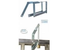 obrázek Nástěnný držák pro žebříky
