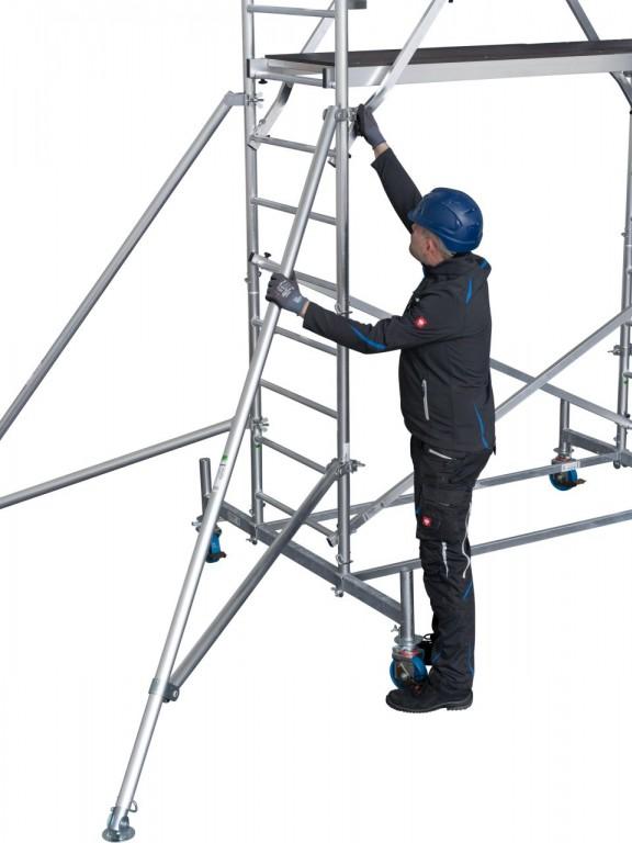 obrázek Stabilizátor hliníkového lešení ProTec, Stabilo KRAUSE