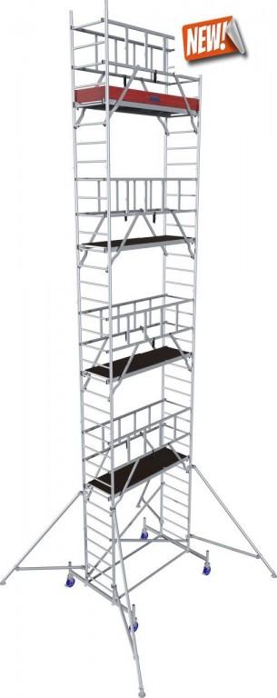 obrázek Pojízdné lešení hliníkové ProTec 10,3m KRAUSE