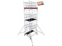 obrázek Hliníkové lešení ProTec XXL 1,35 x 2,0m výška 7,3m KRAUSE